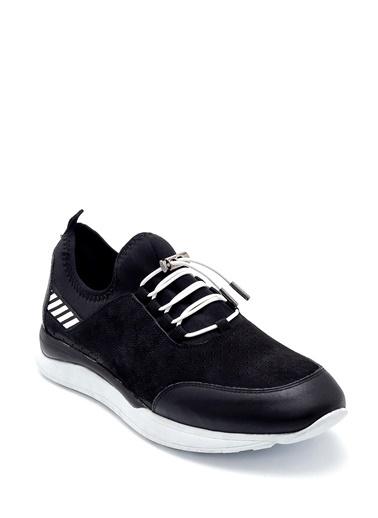 Derimod Erkek Ayakkabı(4031-058) Sneaker Siyah